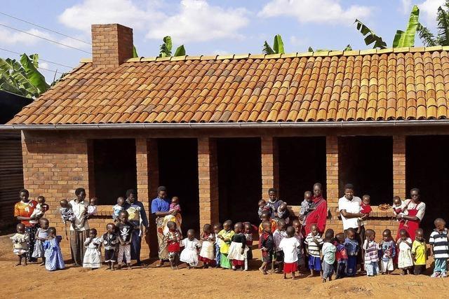 Kochstellen für Afrika