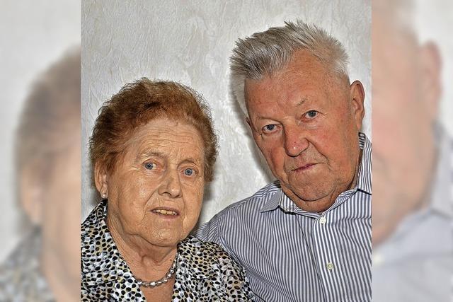 60 Jahre gemeinsam durchs Leben
