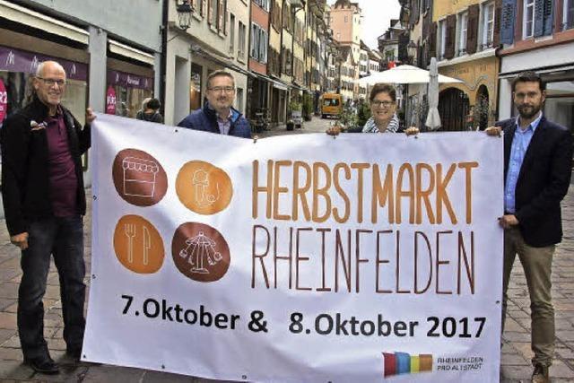 Herbstmarkt mit neuen Angeboten