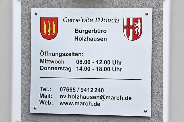 Ortsteile wollen Bürgerbüros behalten