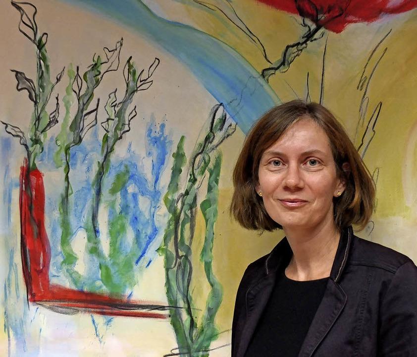 Vereint  Motive: Isabell Schäfer-Neudeck     Foto: Martina David-Wenk