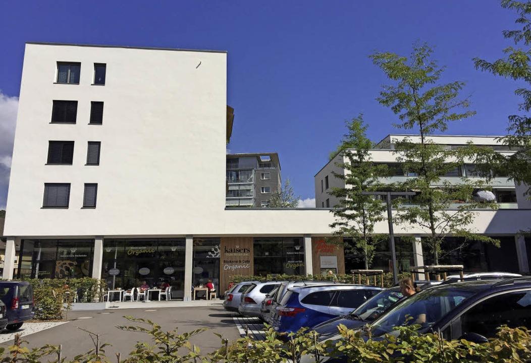 Das neue Stadtteilzentrum      Foto: Dorothee Soboll
