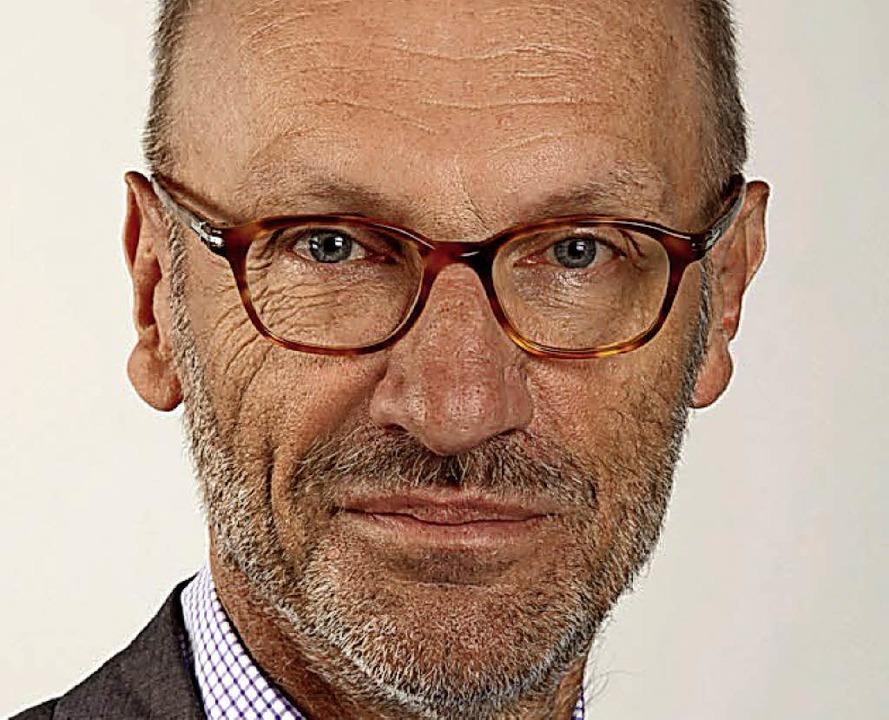 Reinhard Wiesner    Foto: Schafgans