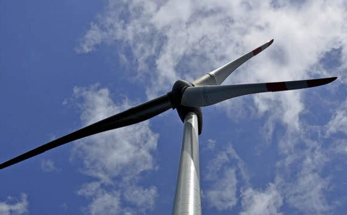 Aus für den Windkraftstandort Schwend     Foto: Archivfoto: Röderer