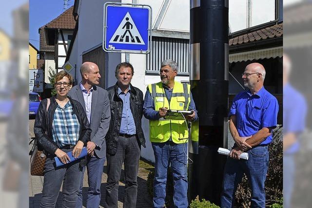 Stadt Offenburg installiert neue, hochmoderne Blitzanlagen