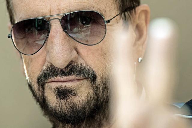 Ringo Starr will einfach nur Musiker sein