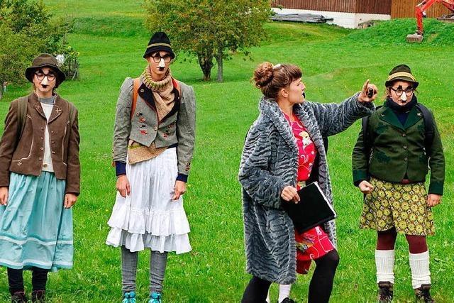 Wie ein Laientheater im Schwarzwald Kult wird