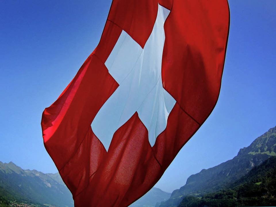 In der Schweiz steht die Altersvorsorge zur Abstimmung.  | Foto: dpa
