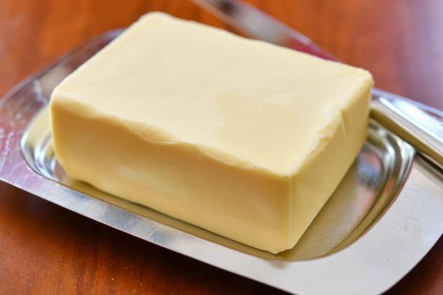 Warum ist die Butter so teuer?