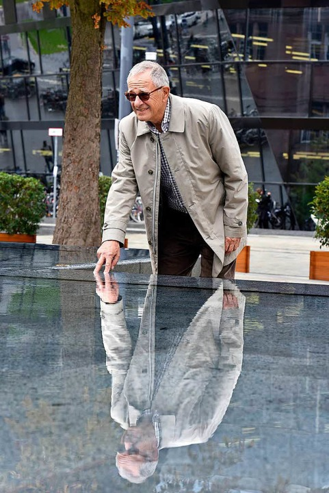 Architekt Volker Rosenstiel  | Foto: Thomas Kunz