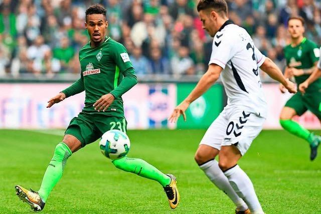 SC Freiburg spielt auch beim SV Werder Bremen 0:0