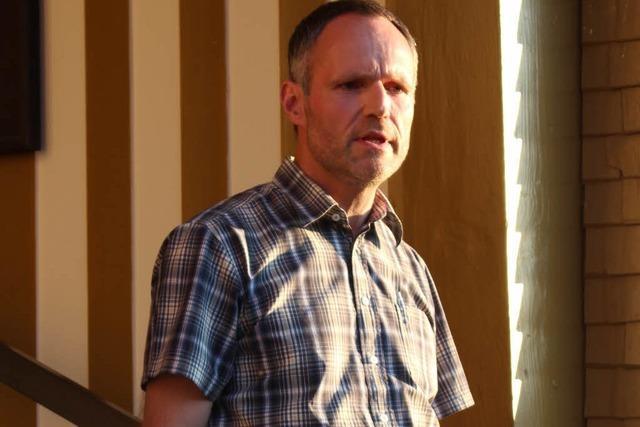 Dirk Pfeffer ist neuer Bürgermeister von Tunau