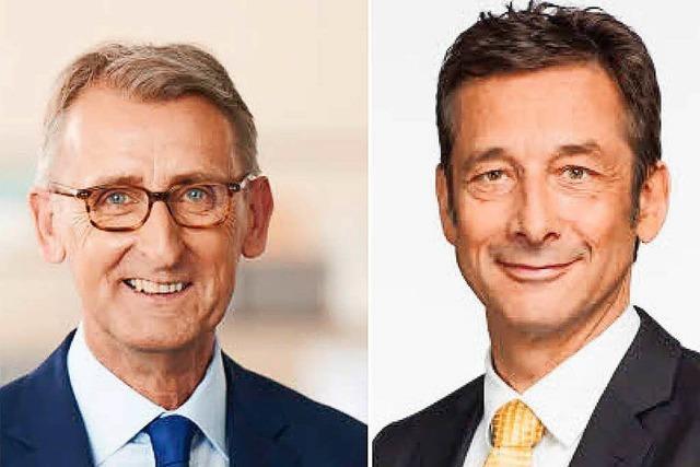 So haben die Direktkandidaten im Wahlkreis Lörrach-Müllheim abgeschnitten