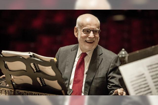 Alte Musik mit Toni Koopman in der Ludwigskirche