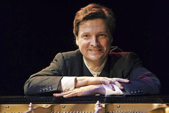 Pianist Christoph Soldan und die Schlesischen Kammersolisten gastierten beim Markgräfler Musikherbst in Weil am Rhein