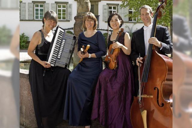 Reuthin Quartett in Stühlingen