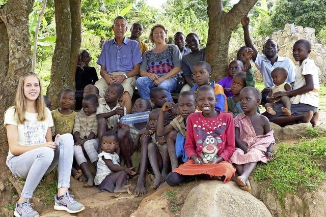 Ungebrochener Einsatz für Uganda