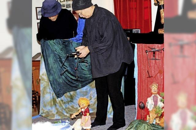 Marionettenzauber