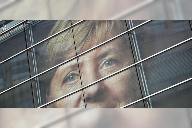 Merkel will bei ihren Positionen bleiben