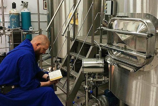 Umbrische Benediktiner sind gefragte Braumeister
