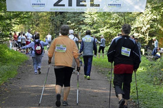 Laufen ohne Stress