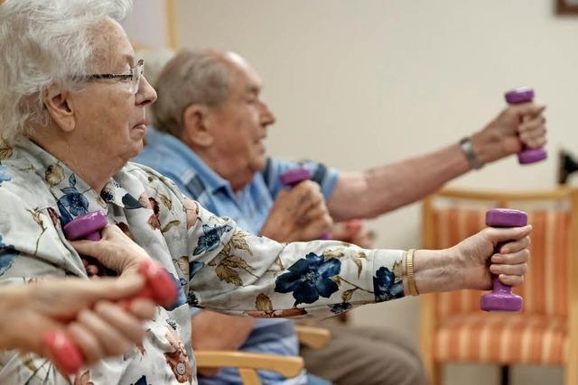 Bessere Betreuung für Senioren