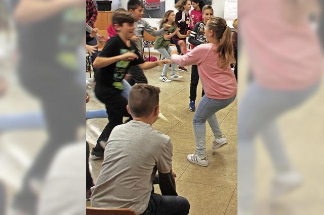 Kinder lernen, mit Konflikten besser umzugehen