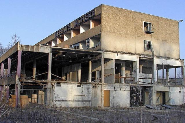 Tourismus soll auferstehen aus Ruinen