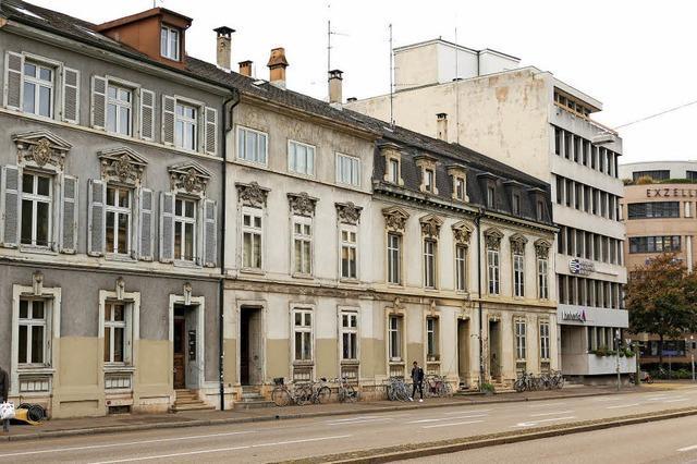 Büros verdrängen billigen Wohnraum
