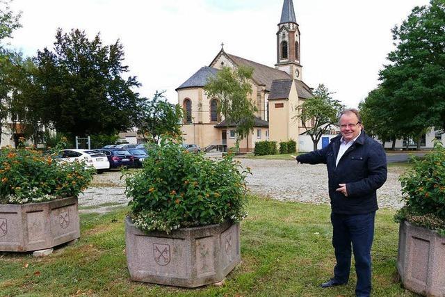 Ortsrundfahrt mit den Bürgermeisterkandidaten – diesmal mit Wolfgang Riesterer
