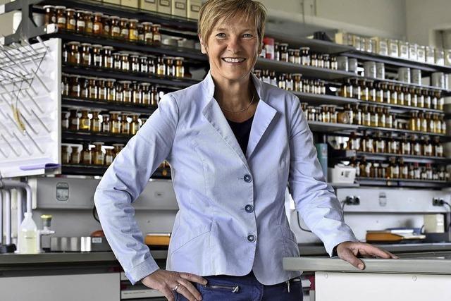 Renate Storm ist die neue Schulleiterin der Walther-Rathenau-Gewerbeschule