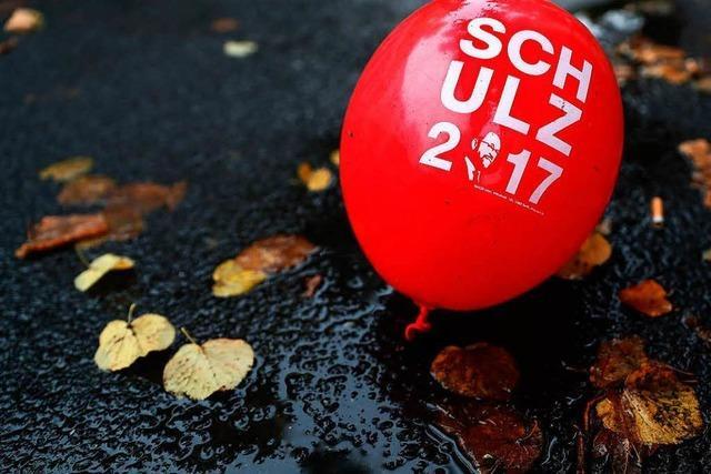 Bei der SPD beginnt ein Kampf um die nackte Existenz
