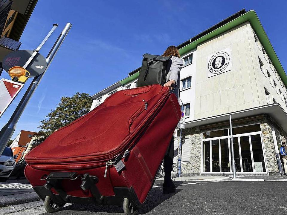 Hotel statt ferienwohnungen investor trickst die stadt for Boutique hotel freiburg