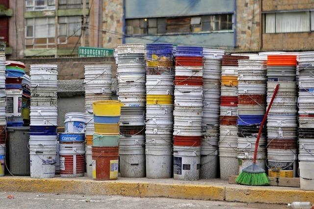 Nach dem Erdbeben in Mexiko