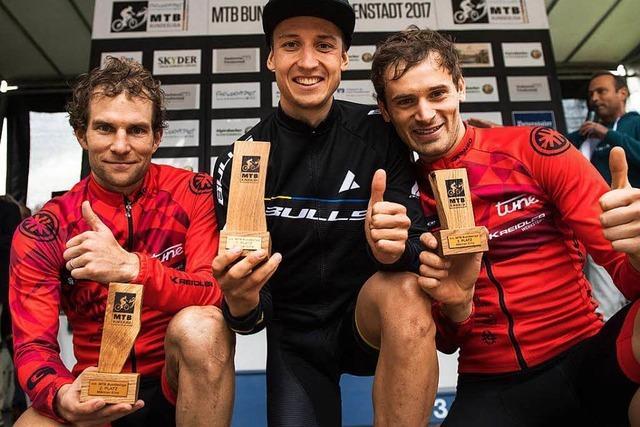Mountainbiker Moritz Milatz gewinnt sein letztes Rennen