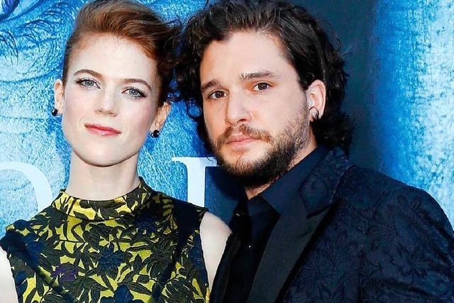Jon Snow verlobt sich mit Ygritte