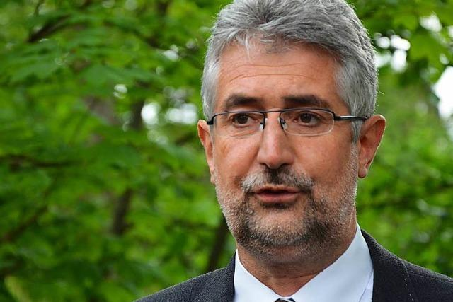 Michael Thater will für die nächsten acht Jahre Bürgermeister bleiben