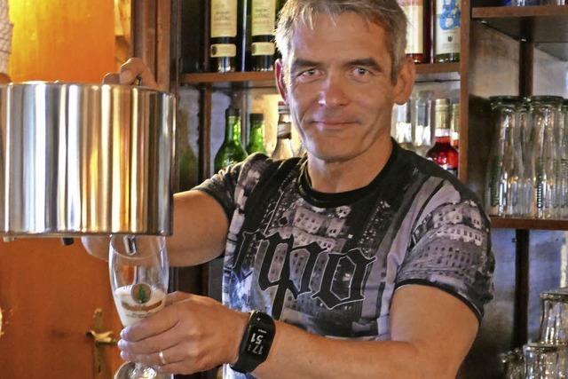 Ralf Gräser wird neuer Pächter des Herbolzheimer