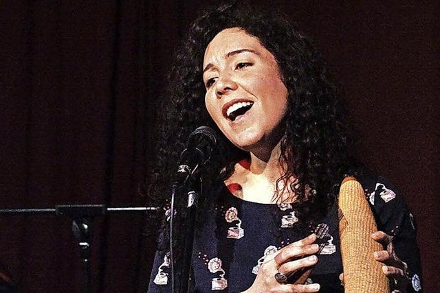 Konzert mit Judith Tellado in Müllheim