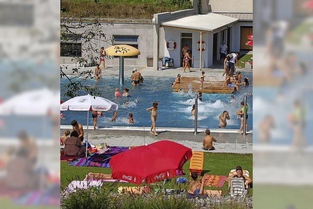 Gartenstrandbad macht Defizit von 295 300 Euro