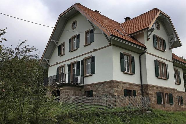 Schön renoviertes Pfarrhaus