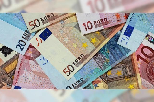 Zusätzliches Geld bringt viele Sorgen