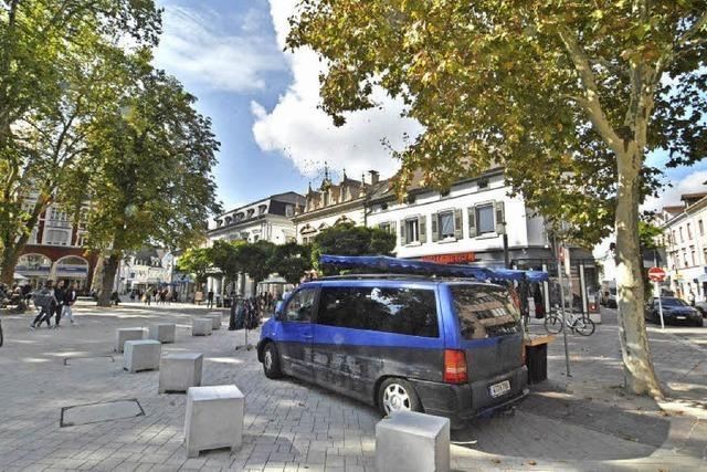 Wie könnte eine attraktive Lörracher Innenstadt aussehen?