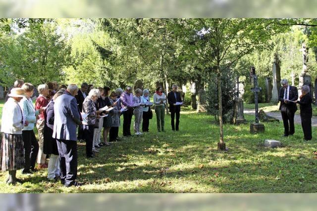 Gedenkplatte eingeweiht