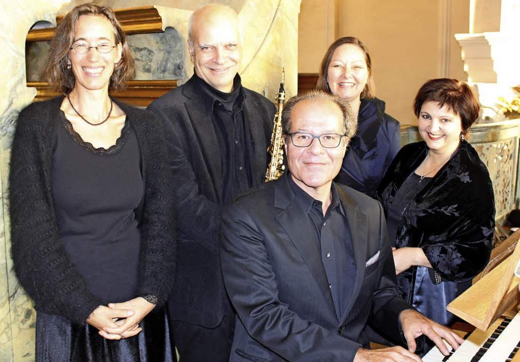 Sie schufen dem Komponisten Felix Arga...(Mezzosopran), Regina Kabis (Sopran).   | Foto: Krieger