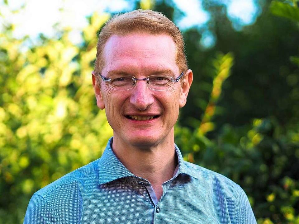 Thomas Gedemer erhielt im ersten Wahlgang die meisten Stimmen.  | Foto: privat