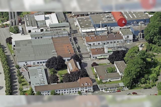 Stadt kauft das Lofo-Areal