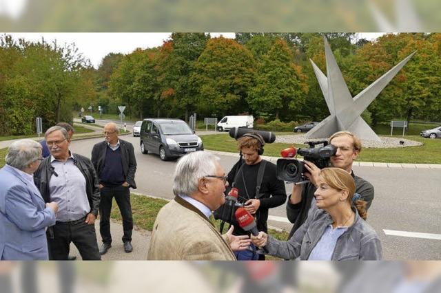 Dreispitz im SWR-Fernsehen