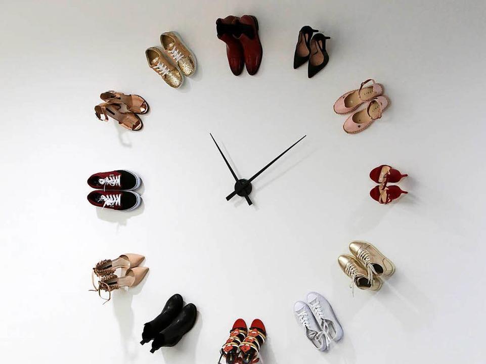 Zeit für neue Schuhe?  | Foto: Christoph Breithaupt