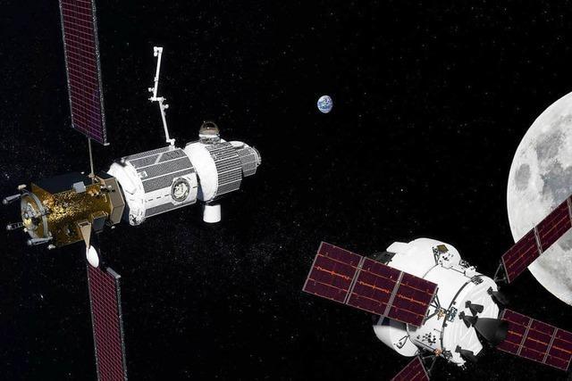 Russland und die USA wollen gemeinsam Raumstation entwickeln